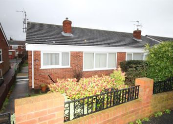 Thumbnail 2 bed semi-detached bungalow for sale in Canterbury Close, Worksop