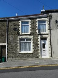 Thumbnail 3 bed terraced house to rent in Brithweunydd Road, Trealaw
