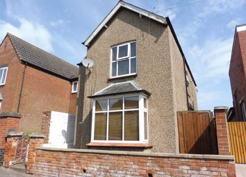 Thumbnail 3 bed detached house for sale in Marshalls Road, Raunds, Wellingborough