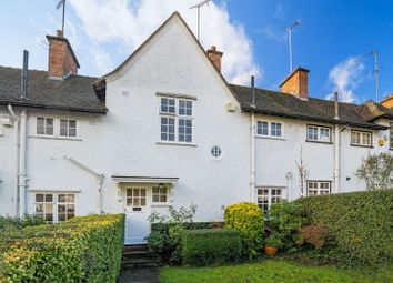 Thumbnail 3 bed cottage for sale in Oakwood Road, Hampstead Garden Suburb