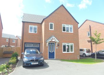 Thumbnail 4 bed detached house for sale in Aspen Way, Penyffordd, Chester