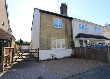 Thumbnail 3 bed semi-detached house for sale in Denham Road, Egham