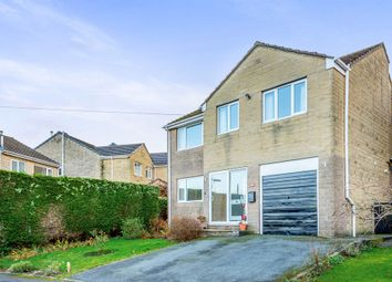 Thumbnail 5 bed detached house for sale in Denham Drive, Netherthong, Holmfirth