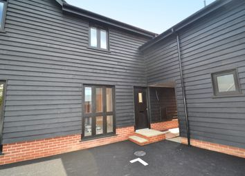 Thumbnail 2 bed terraced house to rent in Cavendish Lane, Glemsford, Sudbury