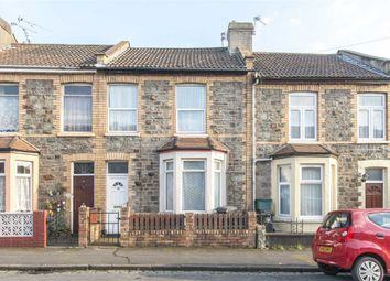 Thumbnail 2 bedroom terraced house for sale in Edward Street, Eastville, Bristol