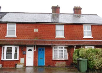 Thumbnail 2 bed terraced house for sale in Catherington Lane, Catherington, Waterlooville