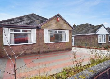 Thumbnail 2 bed detached bungalow for sale in Brownhill Road, Brown Edge, Stoke-On-Trent