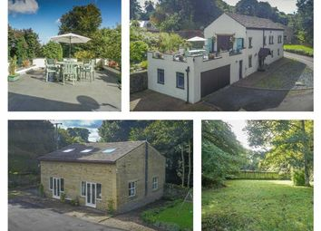 Thumbnail 7 bed country house for sale in Woodfield Road, Cullingworth, West Yorkshire
