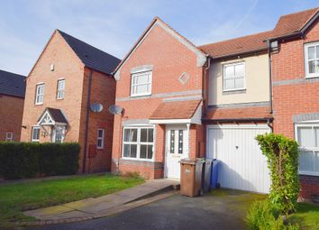 Thumbnail 3 bed semi-detached house to rent in Ovaldene Way, Trentham, Stoke-On-Trent