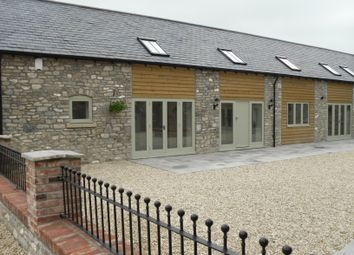 Thumbnail 4 bedroom barn conversion to rent in Charterhouse, Blagdon