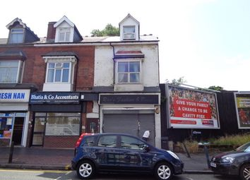 Thumbnail 2 bed flat to rent in High Street, Smethwick