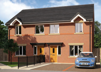 Thumbnail 3 bedroom semi-detached house for sale in The Samphire, Hoole Lane, Banks, Lancashire