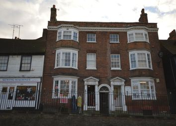 Thumbnail 1 bed flat for sale in St. Margarets Banks, High Street, Rochester