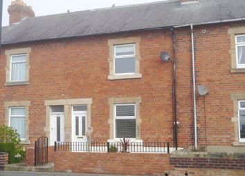 Thumbnail 2 bed terraced house for sale in Hawthorn Terrace, Walbottle, Newcastle Upon Tyne