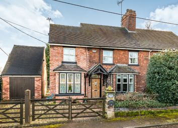 Thumbnail 4 bed detached house for sale in Fairview Cottage, Dunston, Stafford