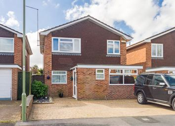 Thumbnail 4 bed detached house for sale in Farm Close, Ringwood