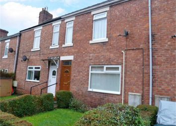 Thumbnail 2 bed terraced house for sale in Pretoria Avenue, Morpeth, Northumberland