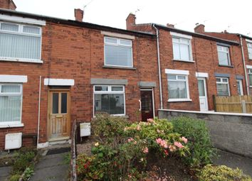 Thumbnail 2 bed terraced house for sale in Clandeboye Road, Bangor