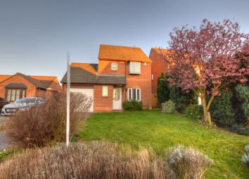 3 bed detached house for sale in Brennan Close, Seymour Park, Newcastle Upon Tyne NE15
