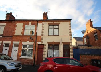 Thumbnail 2 bed end terrace house for sale in Marshall Street, Leicester
