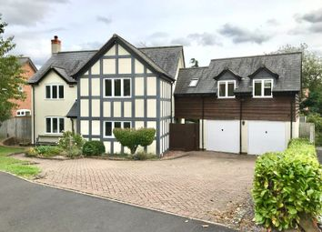 Thumbnail 5 bed detached house for sale in Mill Pool Place, Cleobury Mortimer