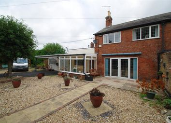 Thumbnail 3 bed end terrace house for sale in Croft Bank, Croft, Skegness