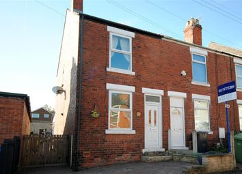 Thumbnail 2 bed end terrace house for sale in King Street, Brimington, Chesterfield
