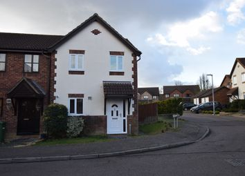 Thumbnail 3 bed end terrace house to rent in Eagle Way, Hartford, Huntingdon