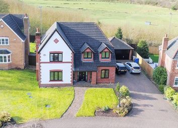 Thumbnail 4 bed detached house for sale in Regency Drive, Stockton Brook, Stoke-On-Trent