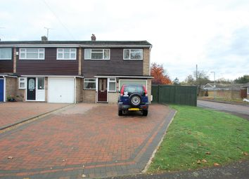Thumbnail 3 bed end terrace house for sale in Glebe Road, Tiptree, Colchester