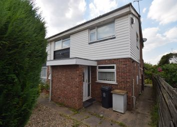 Thumbnail 2 bed flat for sale in Okehampton Road, Evington, Leicester
