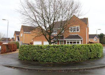 Thumbnail 4 bed detached house for sale in Burnet Close, Melksham, Wiltshire