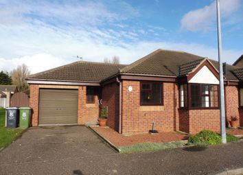 Thumbnail 2 bed semi-detached bungalow for sale in Julian Way, Hopton, Great Yarmouth