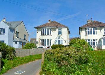 Thumbnail 3 bedroom detached house for sale in Underhill, Dartmouth Road, Stoke Fleming, Dartmouth, Devon