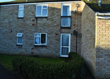 Thumbnail 1 bed maisonette to rent in Peachs Close, Harrold, Beds