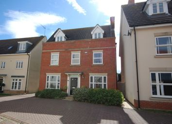 Thumbnail 5 bed detached house for sale in Taylor Way, Great Baddow, Chelmsford