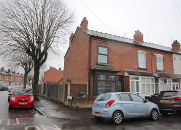 Thumbnail 3 bed end terrace house for sale in Harvey Road, Yardley, Birmingham