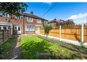 Thumbnail 3 bed terraced house to rent in Knebworth Avenue, London