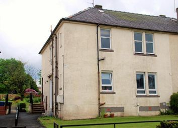 Thumbnail 2 bed flat to rent in Wallace Street, Greenock