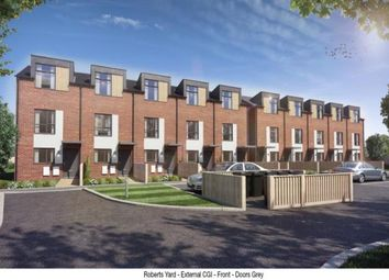 Thumbnail 3 bed town house for sale in Roberts Yard, High Road, Beeston