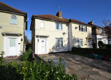 Thumbnail 3 bed semi-detached house to rent in Ruskin Avenue, Feltham
