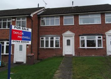 Thumbnail 3 bed town house for sale in Dale Crescent, St. Helens