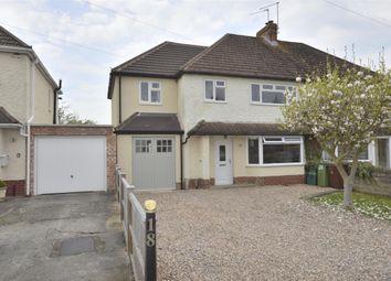 Thumbnail 4 bedroom semi-detached house for sale in Charlton Lane, Leckhampton, Cheltenham