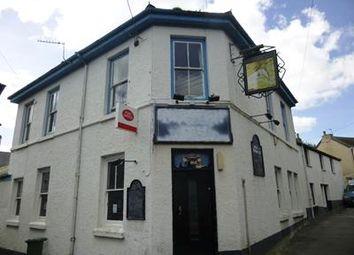 Thumbnail Pub/bar for sale in Dolphin Inn, Jack Lane, Newlyn, Penzance