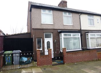 Thumbnail 3 bed terraced house for sale in Mostyn Street, Wallasey