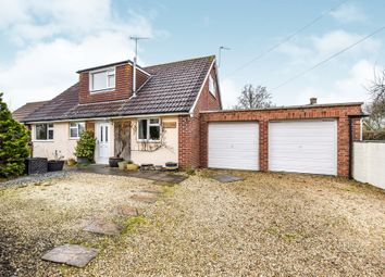 Thumbnail 4 bedroom bungalow for sale in Meare Green, Wrantage, Taunton