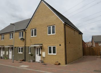 Thumbnail 4 bedroom end terrace house for sale in Puffin Place, Leighton Buzzard