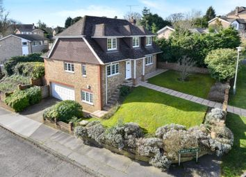 Thumbnail 4 bed detached house for sale in Woodlands Road, Bromley