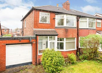 Thumbnail 3 bed semi-detached house for sale in Manchester Road, Pendlebury, Swinton, Manchester