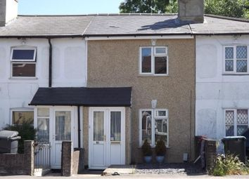 Thumbnail 2 bed terraced house for sale in Godstone Road, Whyteleafe, ., Surrey